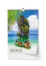 nástěnný kalendář Beautiful World