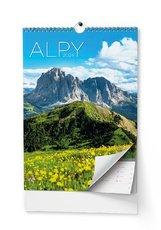 nástěnný kalendář ALPY