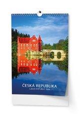 Nástěnný kalendář Česká republika