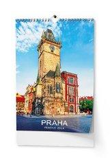 Nástěnný kalendář Praha