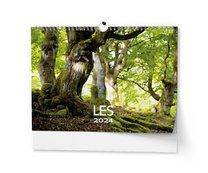 nástěnný kalednář LES