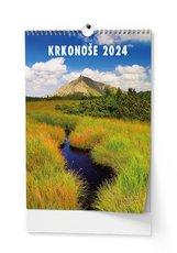 Nástěnný kalendář Krkonoše