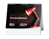 Stolní kalendář  Pracovní čtrnáctidenní