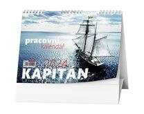 Stolní kalendář Kapitán