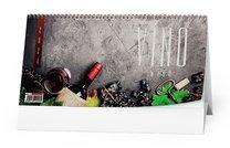 stolní kalendář VÍNO