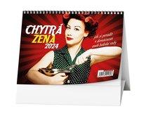 Stolní kalendář Chytrá žena