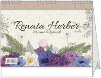 Stolní kalendář Renata Herber - Vracíme se k přírodě
