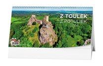 stolní kalendář Z TOULEK