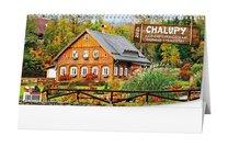 stolní kalendář CHALUPY