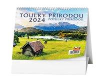Stolní kalendář Toulky přírodou