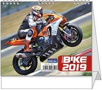 Stolní kalendář  Motorbike