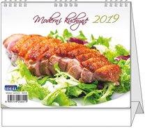 Stolní kalendář Moderní kuchyně