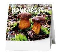 stolní kalendář HOUBAŘSKÝ