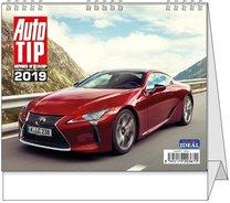 Stolní kalendář  Auto TIP