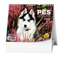 Stolní kalendář Pes, věrný přítel