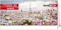 Stolní kalendář  Pracovní evropská města
