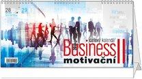 Stolní kalendář BUSINESS II. motivační