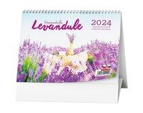 stolní kalednář LEVANDULE