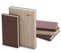 Kapesní diář Wood