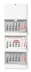 Nástěnný kalendář - Tříměsíční skládaný