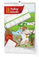 Nástěnný kalendář - Rodinný plánovací