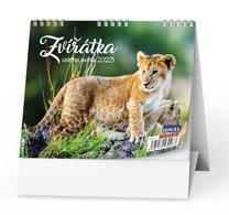 Stolní kalendář - Zvířátka