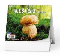 Stolní kalendář - Houbařský