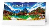 Stolní kalendář - Pracovní daňový/Příroda