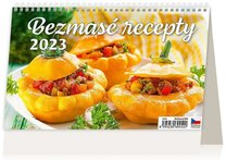 Stolní kalendář - Bezmasé recepty