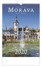 Nástěnný kalendář- Morava