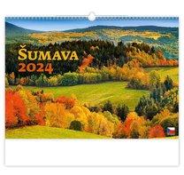 Nástěnný kalendář Šumava