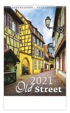 Nástěnný kalendář- Old Street