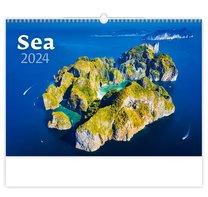 nástěnný kalednář SEA