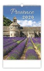 Nástěnný kalendář- Provence