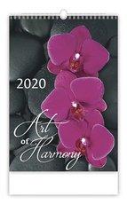 Nástěnný kalendář- Art of Harmony