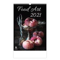 nástěnný kalednář Food Art