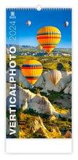 nástěnný kalendář ABOVE THE CITY