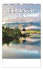 Nástěnný kalendář - Slovensko