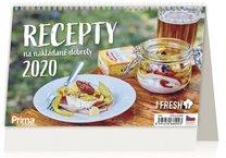 Stolní kalendář - Recepty na nakládané dobroty