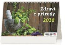 Stolní kalendář Zdraví z přírody